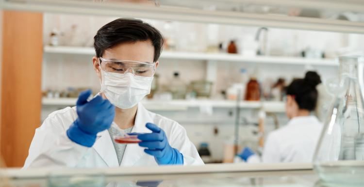 Man Doing A Sample Test In The Laboratory.jpg